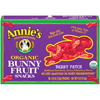 snacks: Annie's Homegrown - Annie's  Berry Patch Fruit Snacks, Single Servings