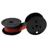 Victor Victor 7010 Compatible Calculator Ribbon, Black/Red VCT 7010