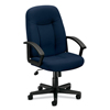 Basyx Furniture: HON - VL600 Mid-Back Swivel/Tilt Chair