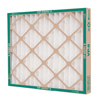 Air and HVAC Filters: Flanders - Value Pleat Extended Surface Custom Pleated Filter