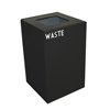 recycling and trash liners: Witt Industries - Geocube Recycling Unit - Square Opening