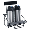 breakroom appliances: Wilbur Curtis - 2 Position Wire Airpot Rack