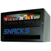breakroom appliances: Seaga - 9-Selection Candy And Snack Manual Countertop Vending Machine