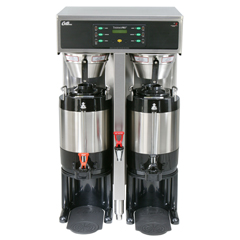 WCSTP15T10A1500 - Wilbur CurtisThermoPro™ Twin Brewer w/Shelf