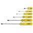 Proto 6 Piece Classic Series Phillips® Screwdriver Sets PTO577-9600AC
