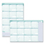 House Of Doolittle House of Doolittle™ Express Track Reversible/Erasable Yearly Wall Calendar HOD392