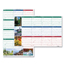 House Of Doolittle House of Doolittle™ Earthscapes™ Nature Scenes Reversible/Erasable Yearly Wall Calendar HOD3931