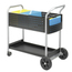 Safco Scoot™ Mail Cart SFC5239BL