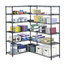 Safco Safco® Industrial Wire Shelving SFC5291BL